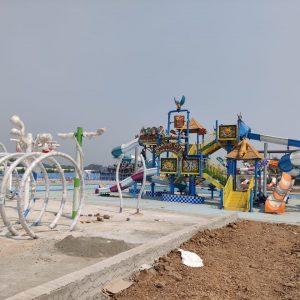water park work (Design & Development)