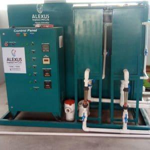 Electrocoagulation Technology (ECETP)